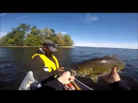 Journey To The West [Part 1] - Lake Nipissing Bass Action