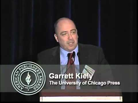 2009 PROSE Awards Part 6 - Acceptance of the first R.R. Hawkins Award