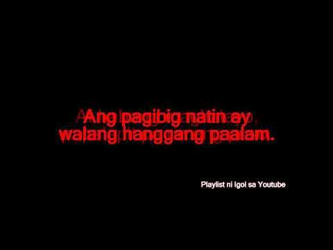 Walang Hanggang Paalam-  Joey Ayala