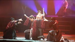 2017年4月20日(木)より、天王洲銀河劇場にて上演の舞台「ちるらん 新撰...