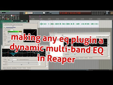 Sequencer Mega Baby Plugin - Reaper - part 1 |