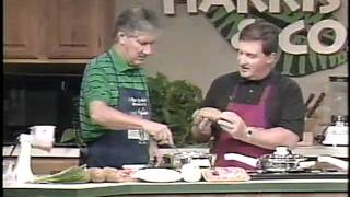 Baked Potato Soup - Healthy Cooking with Jack Harris & Charles Knight