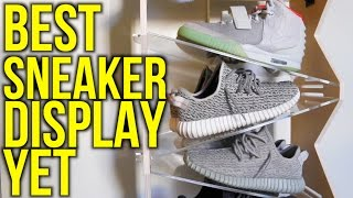 Best Yeezy Sneaker Display! MAJOR KEY!