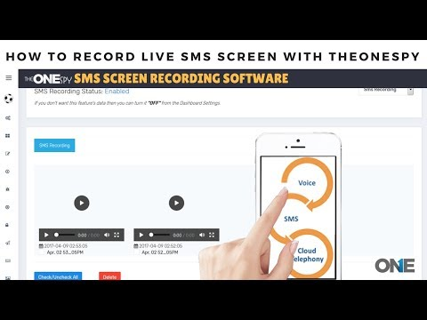 spy sms recorder