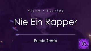 Asche x Bushido - Nie Ein Rapper (Purple Remix) [MUSIKVIDEO]