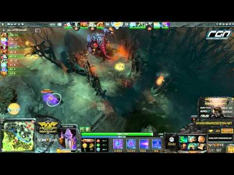 Armaggeddon Grand Slam Asia 2013 - GOG VS Harrosh casted by GoDz