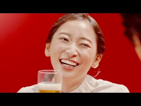 江口洋介のおすすめに杏も大好きですと至福の表情/キリンビール本麒麟新CMわたしの一番うまい!杏さん篇