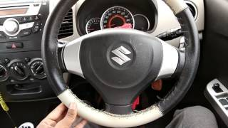 Speed test of Wagon R without accelerator with AC