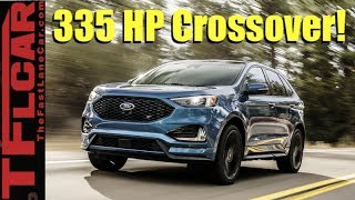 2019 Ford Edge ST: A Faster Way to Get Your Groceries!