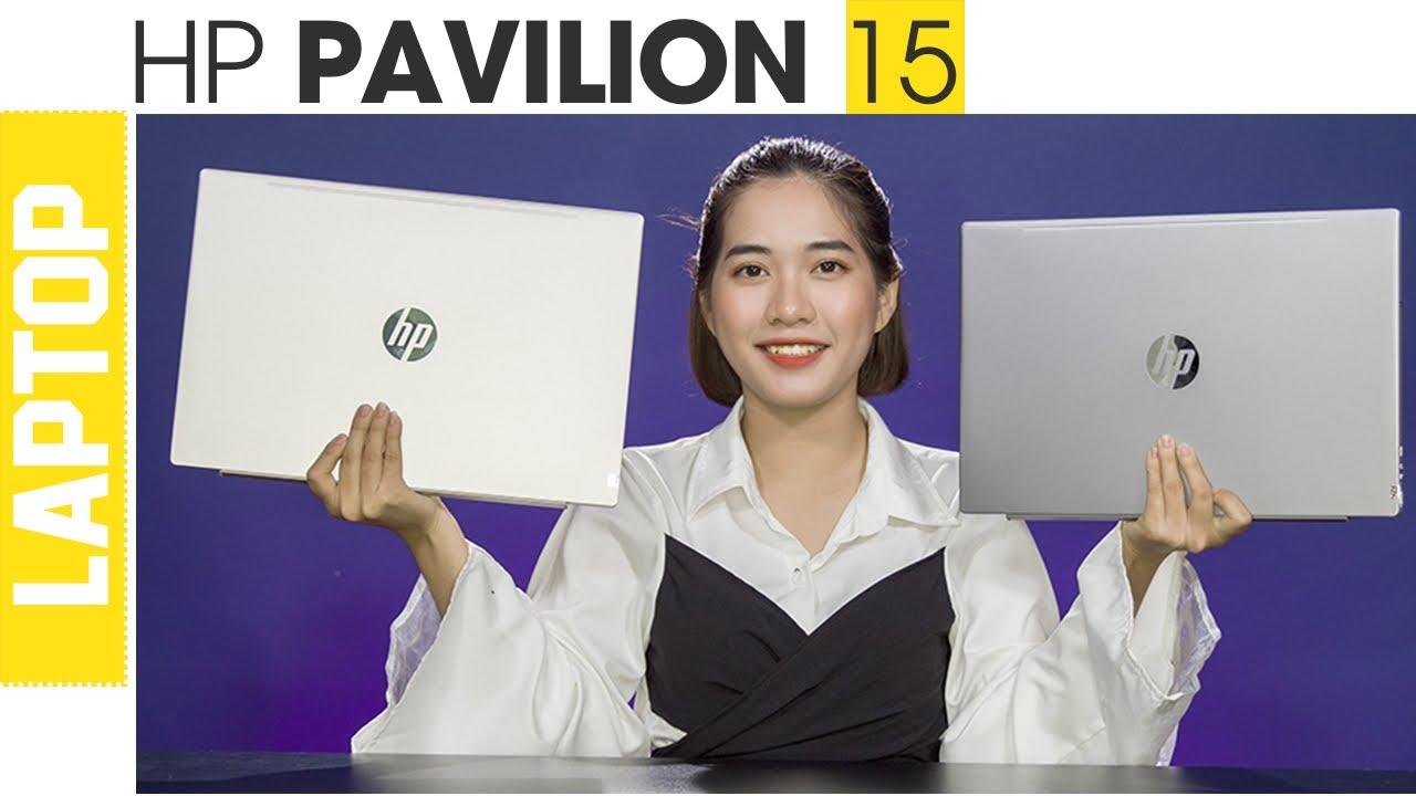 Đánh giá chi tiết bộ đôi Laptop HP Pavilion 15
