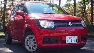 【惜しい!】スズキイグニス 試乗レビュー Suzuki Ignis review