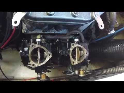 Fixing a Sticking Throttle on Waverunner / Jetski / PWC
