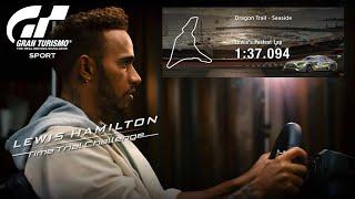 GT Sport Hot Lap // Lewis's Fastest Lap @ Dragon Trail Seaside 1:37.094