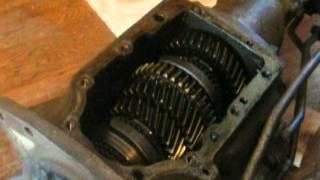 Ford Toploader 4 Speed RUG AE2 Transmission