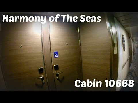 Cabin 10668 On The Harmony Of The Seas