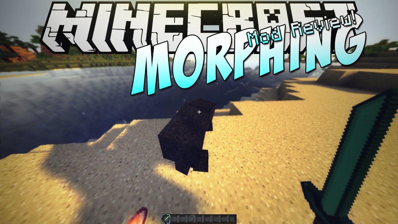 Minecraft mod morph 17 10 download