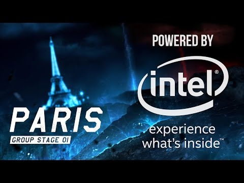 Worlds 2015 Group Stage2 Day2 Powered by intel