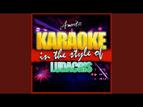 Hip Hop Quotables (In The Style Of Ludacris) (Karaoke Version)