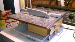 "Workforce 7"" Tile Wet Saw TBD550"
