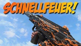 Spitfire: Wildfeuer Agenten Mod in Black Ops 4