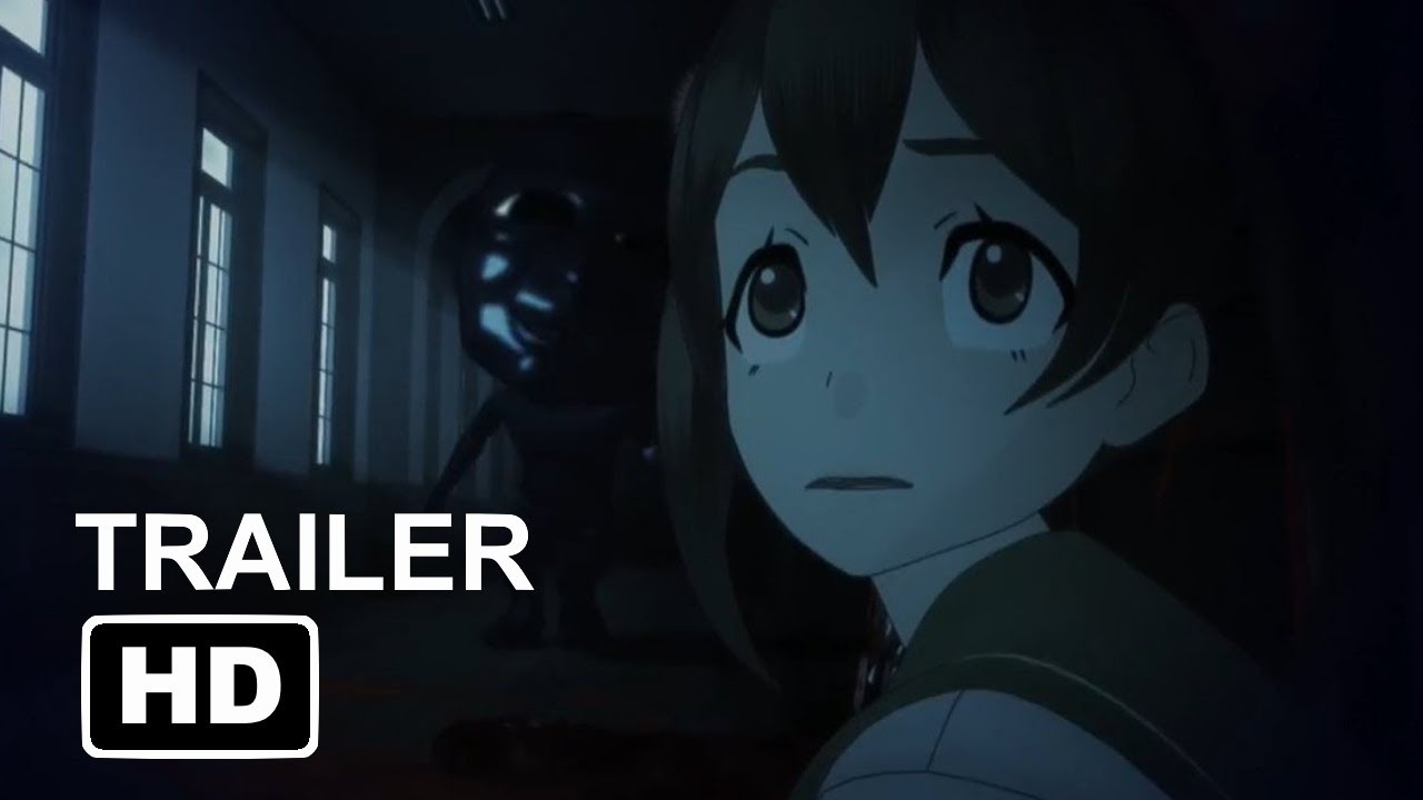 Ao Oni The Animation Movie Trailer Youtube