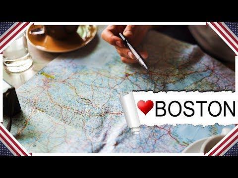 Boston An Einem Tag - Sightseeing Highlights Die Man Zuerst Besichtigen Sollte