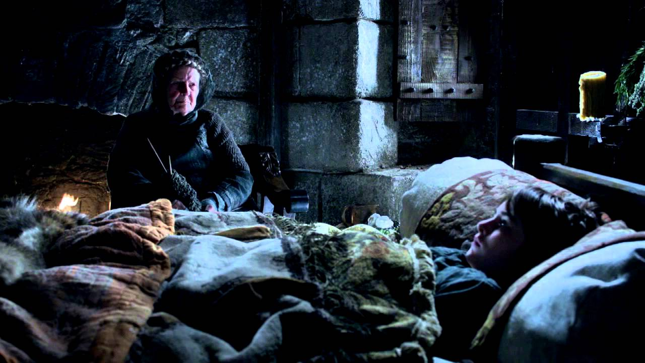 Game of Thrones: Season 1: Episode #3 Clip: Old Nan Tells of the Long Night (HBO)