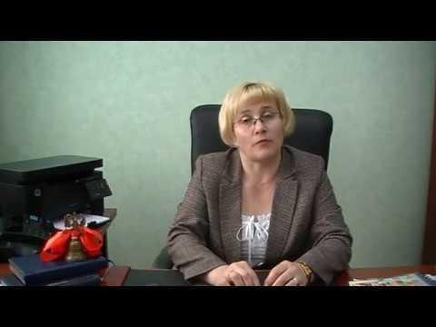 Поздравление начальника управления образования Собинского района для выпускников 2020 года выпуска