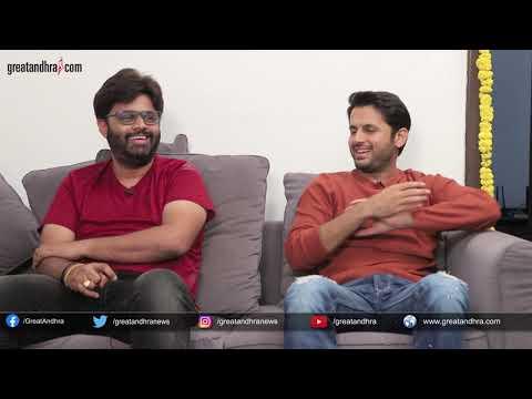 Exclusive Interview With Nithin Producer Naga Vamsi Bheeshma Greatandhra Youtube