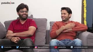 Exclusive Interview With Nithin & Producer Naga Vamsi | Bheeshma | Greatandhra