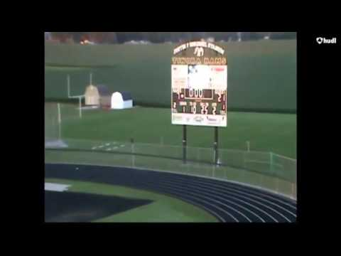 Marcus Reeves Tinora High School Kicker/Punter Highlights