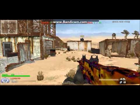 Mw2 Modded Lobby: ZOMBIES IN MW2 WTF?