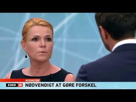 Støjberg vil stille skrappere krav til muslimer - TV Avisen