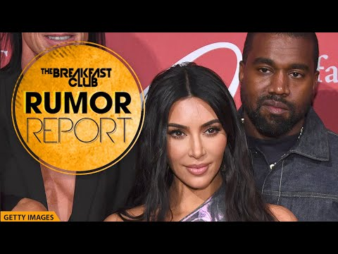 Kim Kardashian Concerned For Kanye West's Mental Health Ahead Of Tour thumbnail
