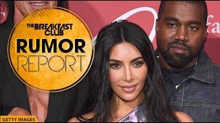 Kim Kardashian Concerned For Kanye West's Mental Health Ahead Of Tour