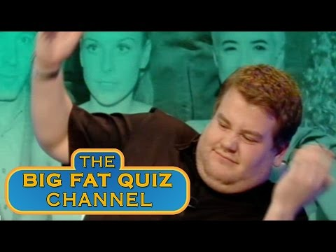 Thumbnail: James Corden Sings The Ting Tings - The Big Fat Quiz of the Year 2008