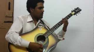 NEELE NEELE AMBAR  PAR (guitar cover )CHORDS BY RAGHU
