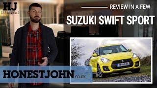 Car review in a few | 2018 Suzuki Swift Sport - (not so) cheap thrills