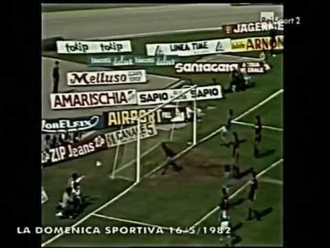 1981/82, Serie A, Napoli - Genoa 2-2 (30)