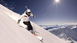 Val Gardena Italy Міні слалом Валь Гардена Италия Ski Доломитовые Альпы Валь Гардена Италия