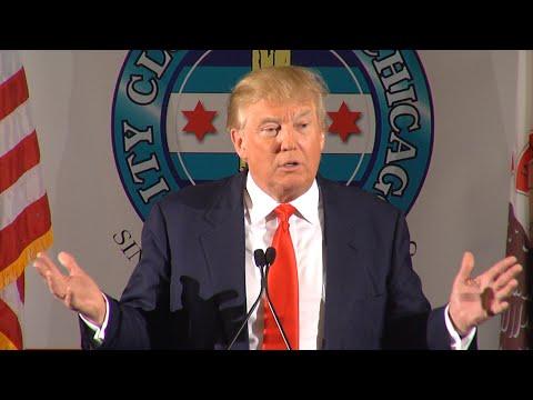 Donald J. Trump, Chairman and President, The Trump Organization