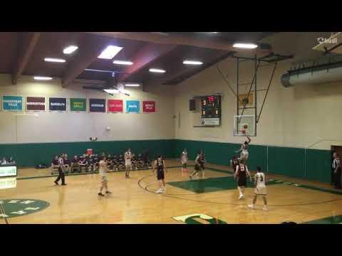 Isaiah Washington's Junior Year Basketball Highlights (#22)  - Delbarton School