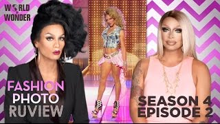 RuPaul's Drag Race Fashion Photo RuView with Raja and Raven: Season 4 Episode 2