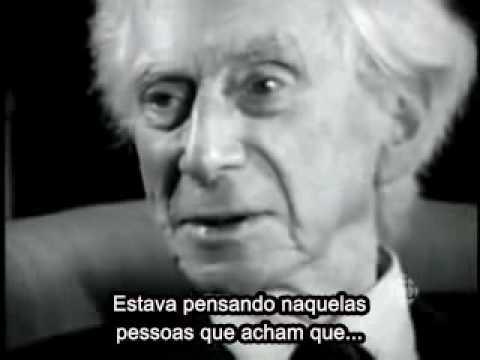 Bertrand Russell fala sobre religião (1959)