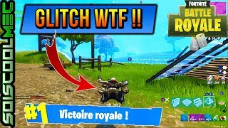 "WTF GLITCH! ""TOP 1!"" PLANED IN UNLIMITED! FORTNITE BATTLE ROYAL! SKY FOREVER!"