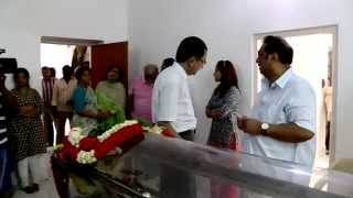 Karunanidhi 's Elder Sister Died  At the Age of 99 – Alagiri Emotional Melt down - RedPix24x7