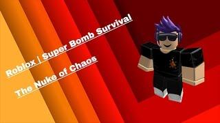 Roblox | Super Bombe Überleben | w/ ShahrulKSM256 & DannyDead780 | Die Nuke des Chaos!