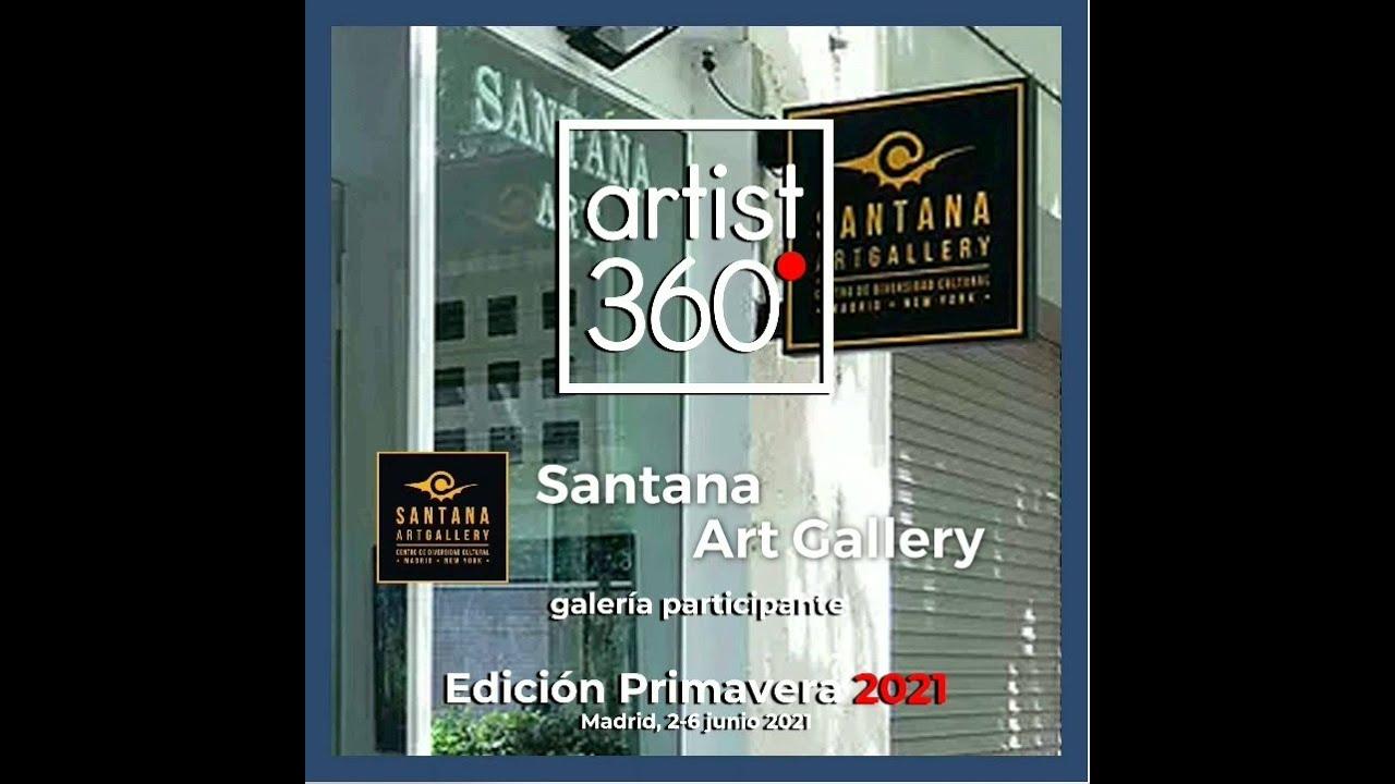 Santana Art Gallery en Artist 360º