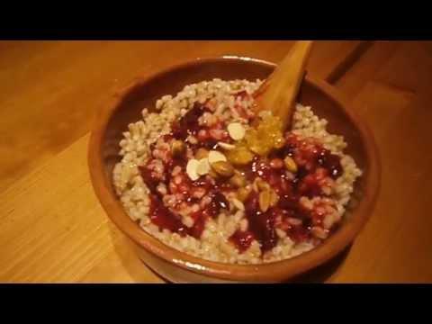 Sweet barley porridge from Neolithic Borđoš