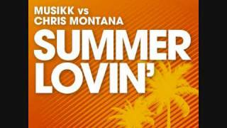 Musikk vs. Chris Montana - Summer Lovin